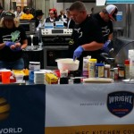 Cooking at the World Food Championships