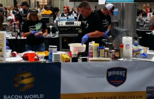 PitmasterIQ BBQ's 2014 World Food Championship Experience