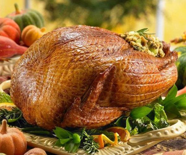 Hickory Smoked Whole Turkey Barbecuebible Com