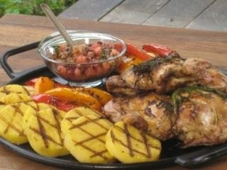 grilled under a brick this tuscan tuscan grilled chicken brick chicken ...