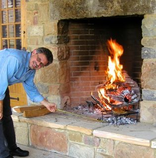 Fireplace Cooking Barbecuebible Com