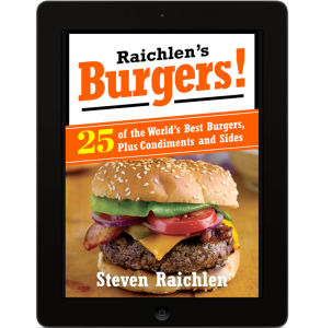 Raichlen's Burgers eBook
