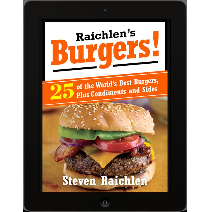 FREE Raichlen's Burgers Ebook Download - Barbecuebible.com