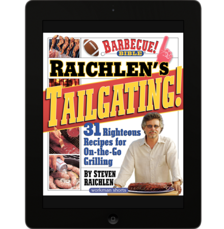 Raichlen's Tailgating Ebook