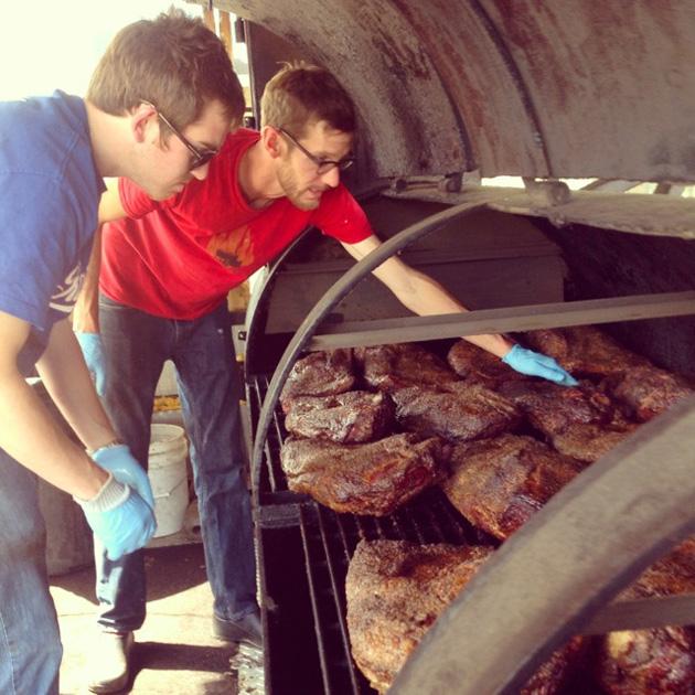 La Barbecue Cuisine Texicana in Austin