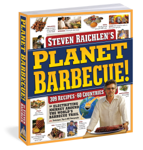 Book - Planet BBQ