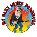 My Baby Loves Barbecue Logo