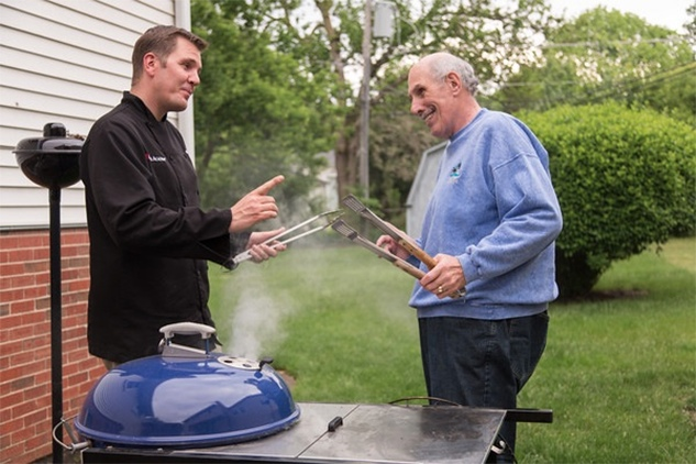 14 Father's Day Lessons About Barbecue & Life