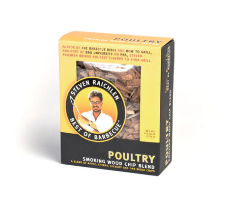 Poultry Smoking Wood Chip Blend