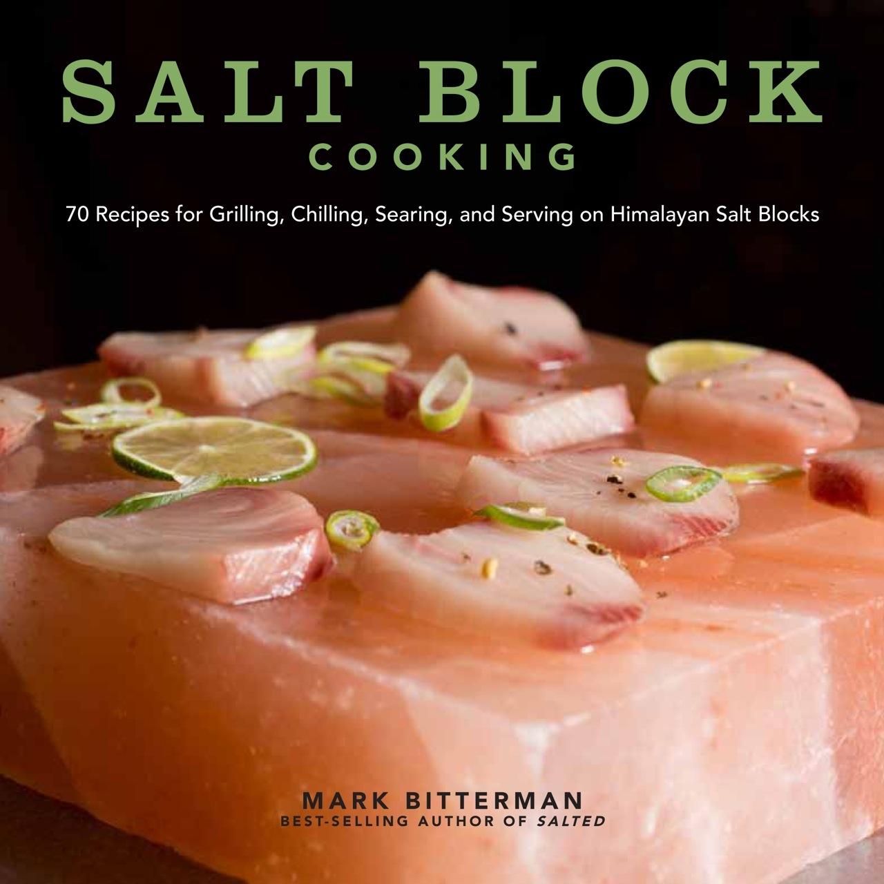 Salt Block Grilling Cover