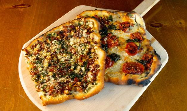 Grilled Pizza Barbecuebible Com