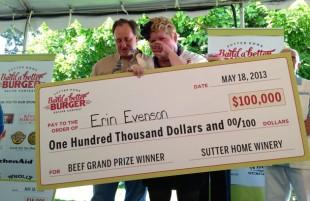 The $100,000 Hamburger