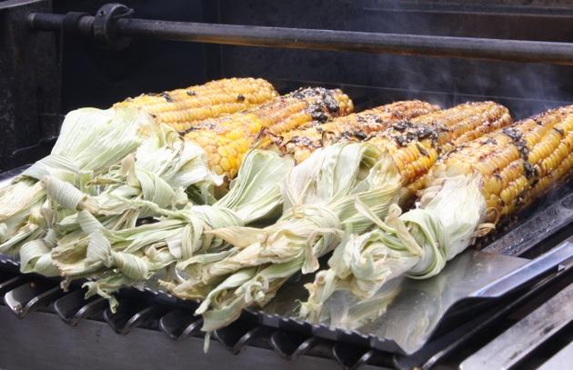 Corn Meets Grill