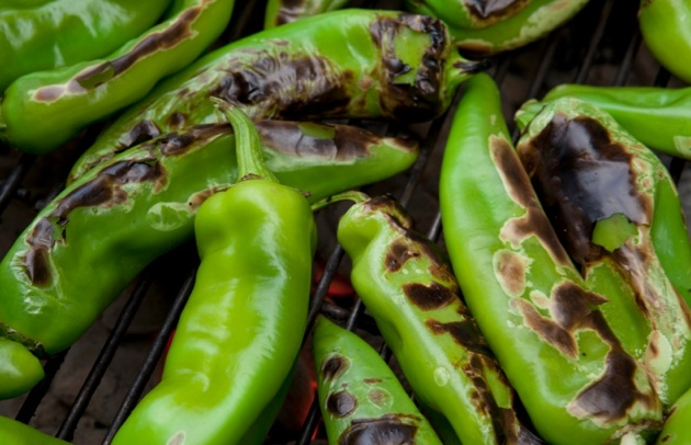 Down the Hatch! Celebrate New Mexico's Flame-Roasted Chiles