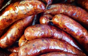 Grilled Sausages — No More Flare Ups!