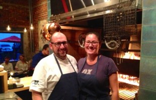 A Live-Fire Romance with OX Restaurant in Portland