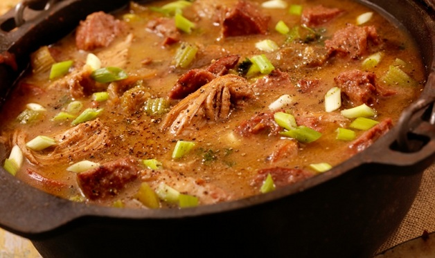 ... gumbo shrimp and okra gumbo chicken and sausage gumbo recipe cookthink