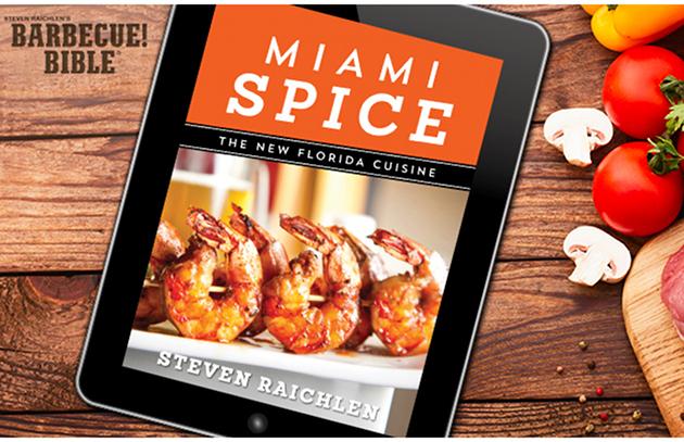 Miami Spice E-Book Giveaway