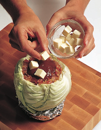 Barbecued Cabbage Barbecuebible Com