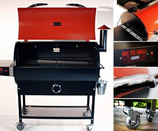 rec tec wood pellet grill - Wood Pellet Grill