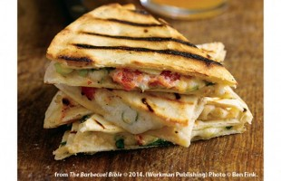 Grill the Ultimate Quesadilla
