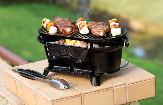 Win a Lodge Sportman's Grill