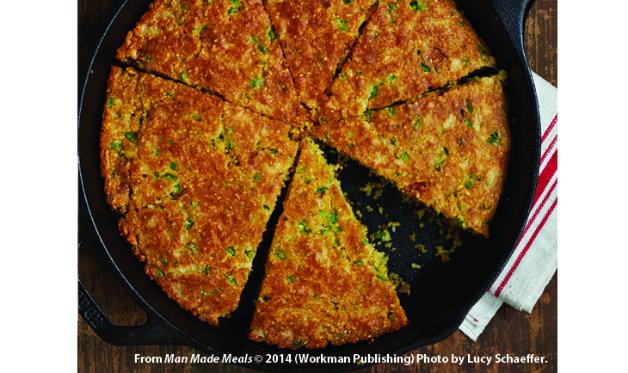 Recipe corn bread peppers