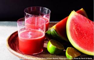 Drinks for Summer: Agua de Sandia