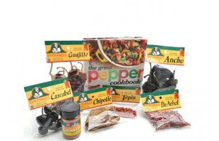 Win a Chile Pepper Assortment and Cookbook