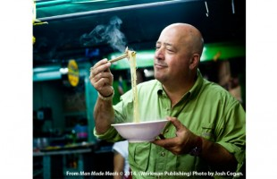 Food Dude: Andrew Zimmern