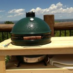 Big Green Egg at Barbecue University