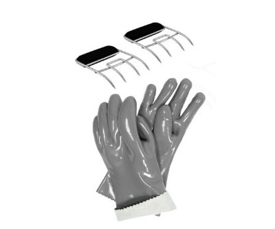 Insulated Gloves and Meat Claw set
