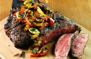 Tender Is the Steak
