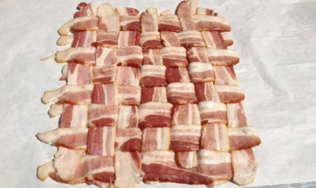 How To Build A Bacon Weave Barbecuebible Com