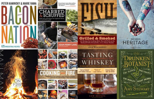 How to Survive Black Friday: 10 e-Cookbooks for Your Favorite Barbecue Fanatic