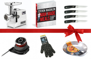 2014 Barbecue Gift Guide: 10 Indispensable Gifts for the Griller in Your Life
