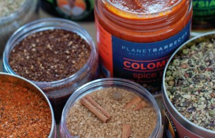 Home(made) for the Holidays: Do-It-Yourself Barbecue Rubs