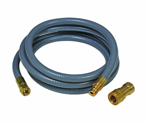 Natural Gas Quick Connect Hose