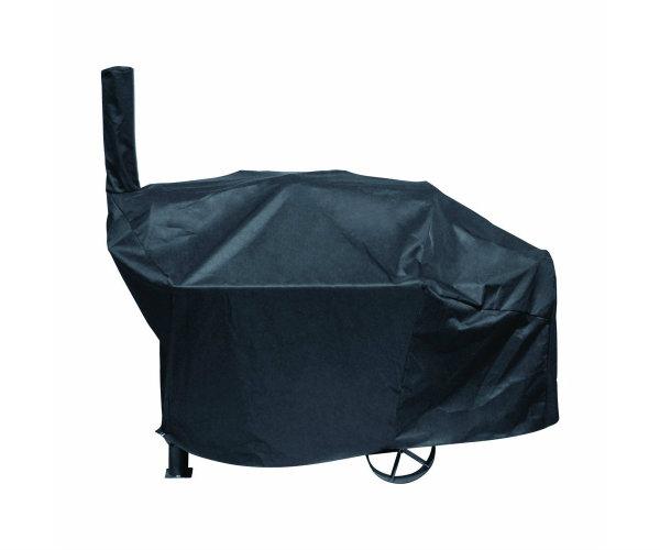 Offset Barrel Smoker Cover Barbecuebible Com