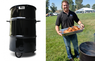 Grills and Smokers We Love: The Pit Barrel Cooker