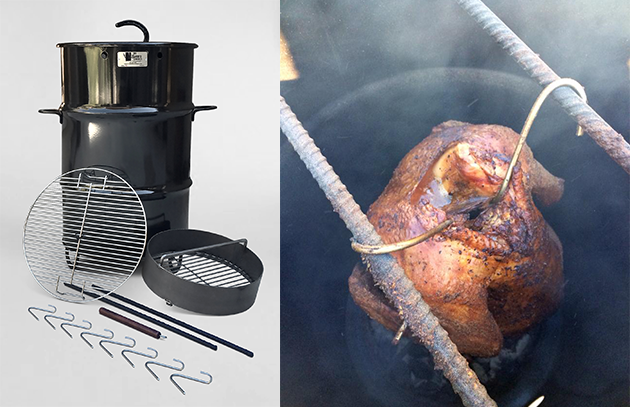 Enter for a Chance to Win a Pit Barrel Cooker