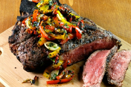 ... to Heart-Stoppers: 12 Killer Steak Recipes from Around the World