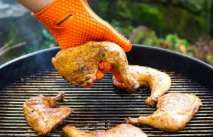 9 Silicone Uses for Barbecuers and Grillers