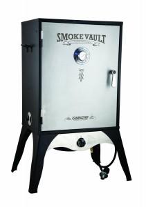 master chef vertical 2 door propane smoker manual