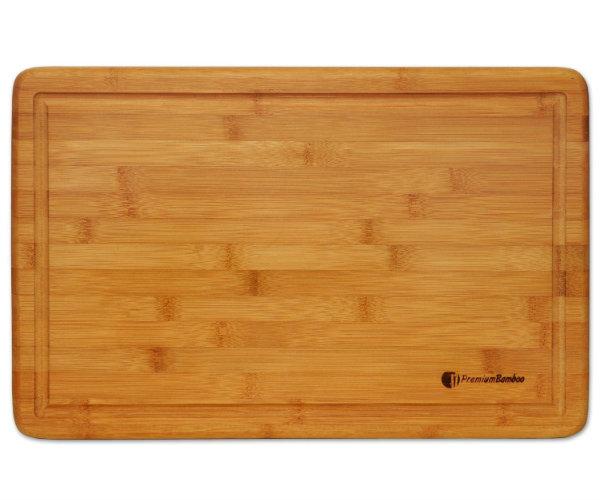 Large Bamboo Cutting Board Barbecuebible Com
