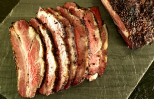 Home-Smoked Pastrami, Part 1