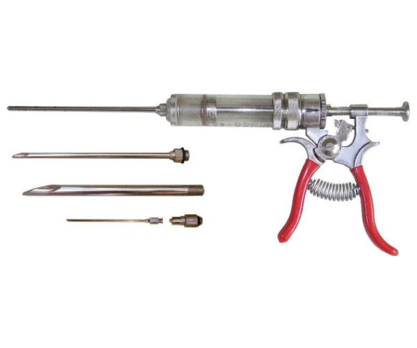 Spitjack Magnum Meat Injector Gun Barbecuebible Com