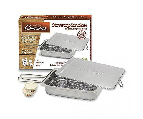 Camerons Stovetop Smoker Barbecuebible Com