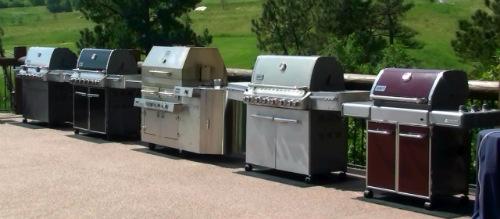 Grills BBQ U-500