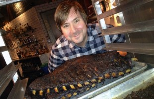 Feeding the Fire: Barbecue Lessons from Joe Carroll